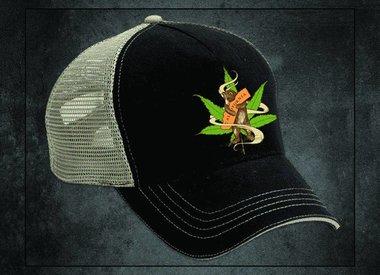 Cannabis Bear
