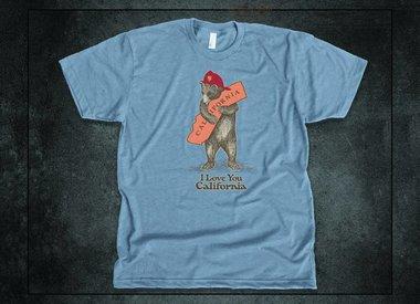 Firefighter Bear