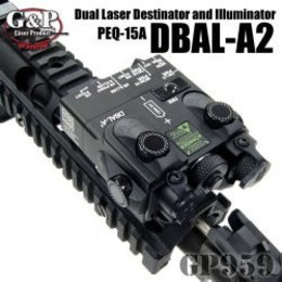 G&P G&P Laser Designator / Illuminator Black