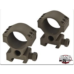 G&P G&P 30mm Wide Scope Mount ( Sand )