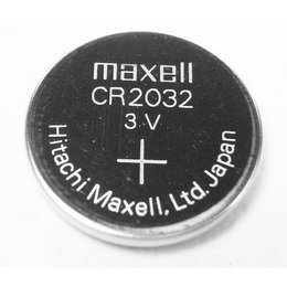 Maxell Maxell CR2032 3V Lithium Button Battery