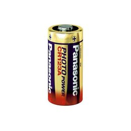 Panasonic Panasonic CR123A Battery