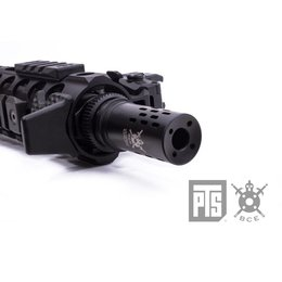 PTS PTS Battlecomp 51.0 Flash Hider CCW -14mm