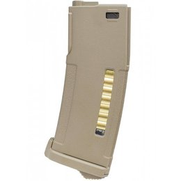 PTS PTS Enhanced Polymer Magazine ( 150rds ) Dark Earth