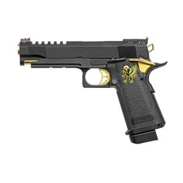 Tokyo Marui Toyko Marui Hi-Capa 5.1 Gold Match Pistol