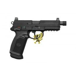 Cybergun Cybergun FNX-45 Tactical Gas Blowback Pistol Black