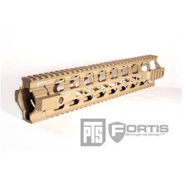 "PTS PTS Fortis REV Free Float Rail System 12"" DE"