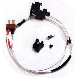 Modify Modify Low Resistance Wire Set for M4 / M16 AEG ( Front / Deans Plug )