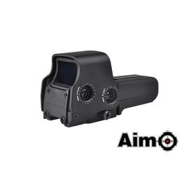 AIM AIM 558 Red / Green Dot - BK