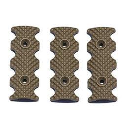 PTS Centurion Arms CMR Rail Cover 3 Pack DE