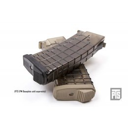 PTS PTS AK Polymer Magazine Box Set (5) Black