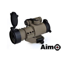 AIM Aim M2 Red/Green Dot With Cantilever Mount DE