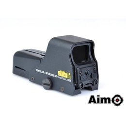 AIM Aim 552 Red/Green Dot-BK