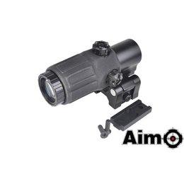 AIM Aim ET Style G33 3X Magnifier BK