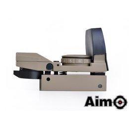 AIM Aim Multi Reticle Red/Green Dot -DE