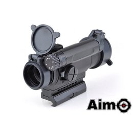 AIM Aim M4 Red/Green Dot BK