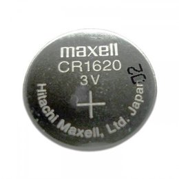 Maxell Maxell CR1620 3V Lithium Button Battery