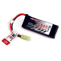 Venom Venom 30C 3S 1500mAh 11.1V LiPo Battery Pack