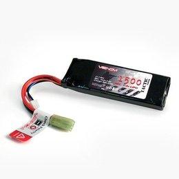 Venom Venom 30C 2S 1500mAh 7.4V LiPo Battery