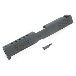 Guarder Guarder Aluminum Slide for MARUI G-17 Custom II (BLACK)