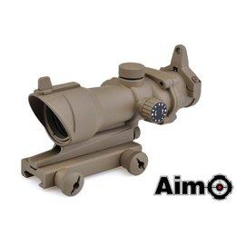 AIM AIM ACOG 4×32 Scope Red/Green Reticle DE
