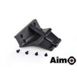 AIM AIM KAC style 45° Offset Mount for T1 Blk