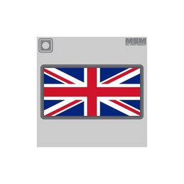 MSM MSM British Flag PVC