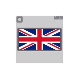 MSM MSM British Flag PVC