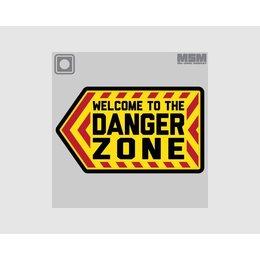 MSM MSM Danger Zone PVC