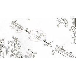 KWA KWA LM4 GBBR Nozzle Internal Set