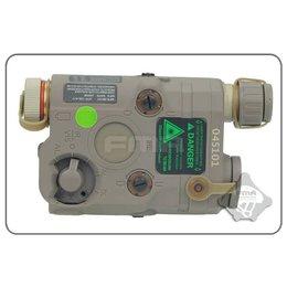 FMA FMA AN-PEQ-15 LED Light/Green Laser W/IR Lens DE