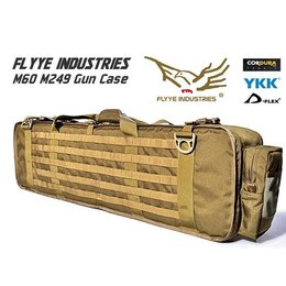 Flyye M60/M249 Gun Case CB