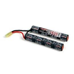 Venom Venom 9.6V 1600mAh Butterfly Nunchuck NiMH Battery
