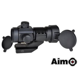 AIM Aim M3 Red/Green Dot Cantilever Mount - Black