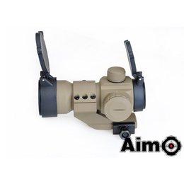 AIM Aim M3 Red/Green Dot Cantilever Mount - DE