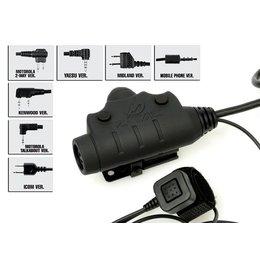 Z-Tac Ztac Tactical U94 PTT NEW Version