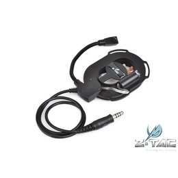 Z-Tac Bowman IV M-Tactical Headset Blk