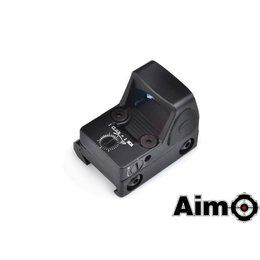 AIM AIM Adjustable LED RMR Red Dot Blk