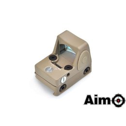 AIM AIM Adjustable LED RMR Red Dot DE