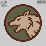 MSM MSM Wolf Head