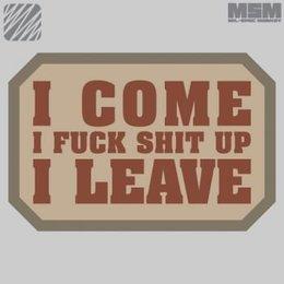 MSM MSM I Come