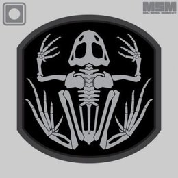 MSM MSM Frog Skeleton