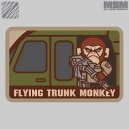MSM MSM Flying Trunk Monkey