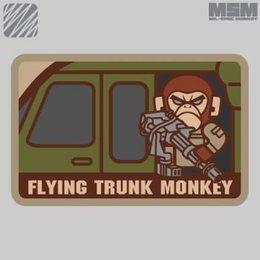 MSM MSM Flying Trunk Monkey