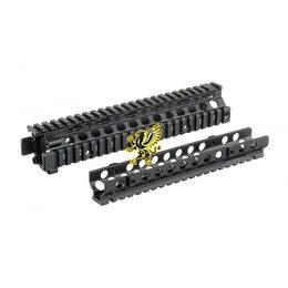 E&L E&L MK18 RISII Rail for AR Airsoft Rifle