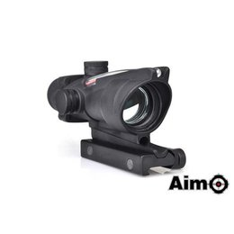 AIM AIM ACOG 1X32C Red Dot with Illumination Source Fiber