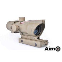 AIM AIM ACOG 4X32C Red Dot Illumination Source Fiber DE