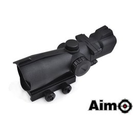 AIM AIM 2x42 Red/Green Dot With 2X Magnification