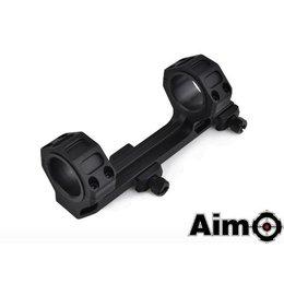 AIM AIM GE Short Version Scope Ring Mount