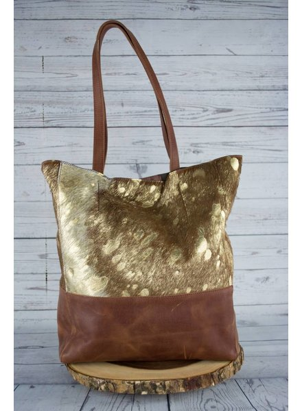 Brave Saloso Calf Hair Tote